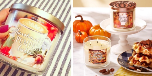 Bath & Body Works: 3-Wick Candles $10.25 Each Shipped (Regularly $22.50)