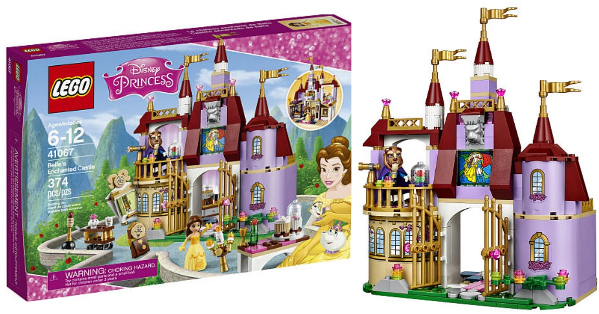 lego disney princess s enchanted castle as low as