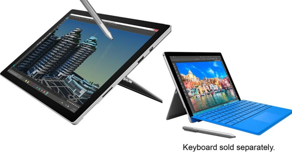 microsoft surface pro 4 keyboard best buy