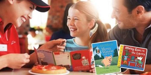 Pizza Hut Book It! Members: Free Maisy & Mercy Watson eBooks (+ Free Audible Download)