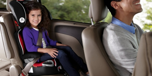 Graco Affix Youth Booster Seat w/ LATCH System Only $51.99 Shipped (Regularly $79.99)