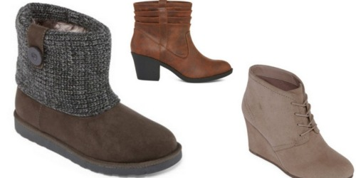 e128d71982fd8 JCPenney  Arizona Brand Women s Boots   Booties ONLY  15 (Regularly ...