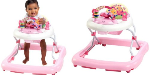 Bright Starts Walk-A-Bout Walker Only $27.19 (Best Price)