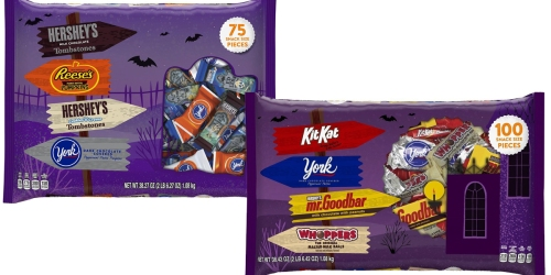 Amazon: Hershey's Halloween Snack Size 75 Piece Assortment Only $8.44 (Regularly $12.99)