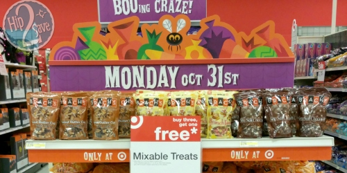 Target Cartwheel: 25% Off Mars Chocolate Fun Size Bars & Brach's Candy Corn = Nice Savings