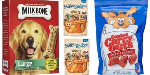 Print 5 New Dog Treat Coupons + More