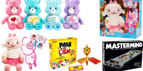 Target: Upcoming Toy Promo = $104.96 Worth Of Toys ONLY $55.22 (Starting Tomorrow)