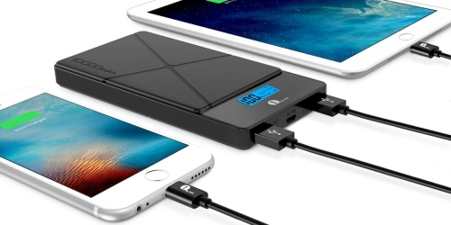Amazon: 1byone Dual USB Portable Charger ONLY $13.99 (Regularly $17.99)