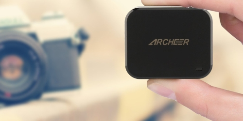 Amazon: Archeer Dual USB Port Wall Charger ONLY $9.99