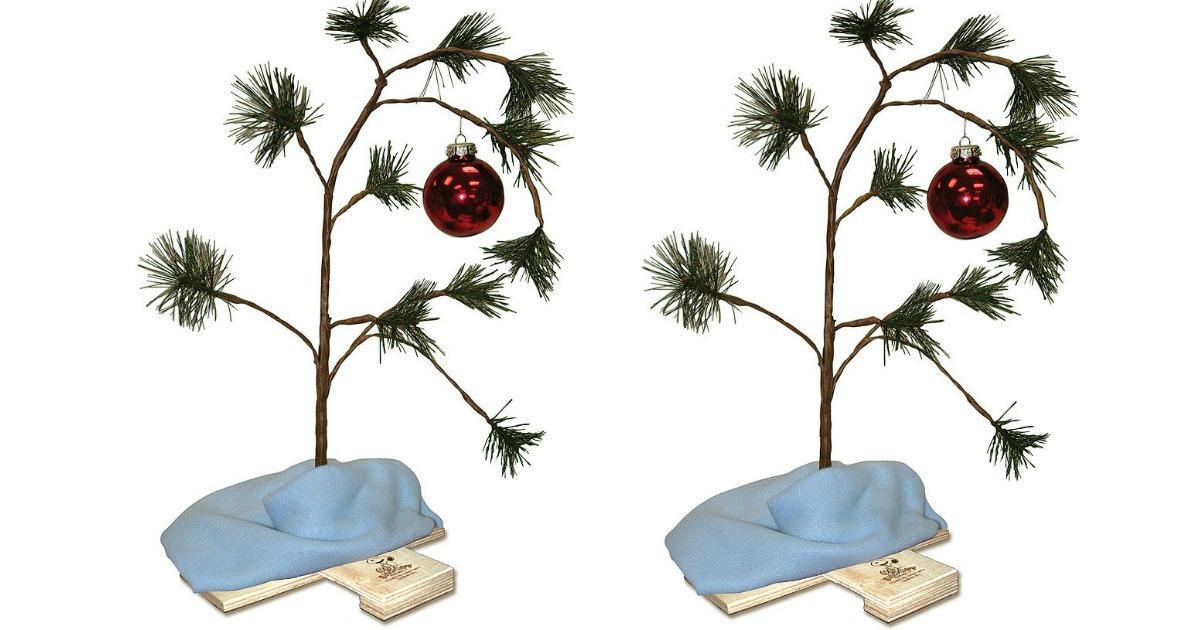 Kohl's Cardholders: Peanuts Charlie Brown Christmas Tree