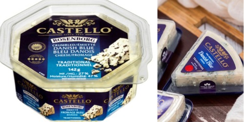High Value $3/1 Castello Cheese Product Coupon = FREE Bleu Cheese Crumbles at Walmart
