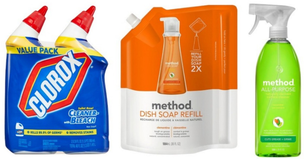 clorox-and-method