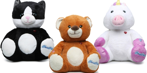 CloudPets WiFi Enabled Plush Toys ONLY $8 (Send Messages To Your Kiddos From Anywhere)