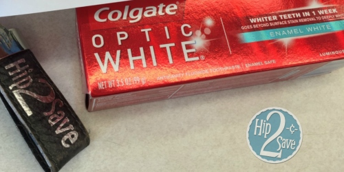 Walgreens Shoppers! Score FREE Or 25¢ Colgate Toothpaste This Week