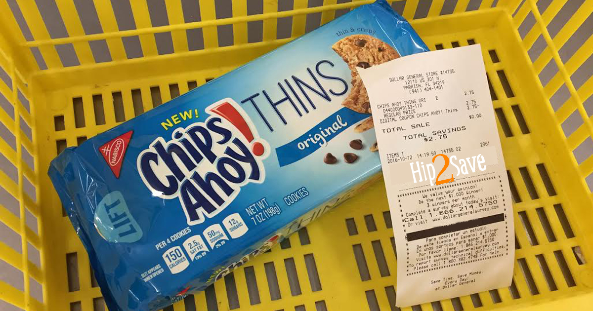 It is a photo of Nerdy Chips Ahoy Coupons Printable