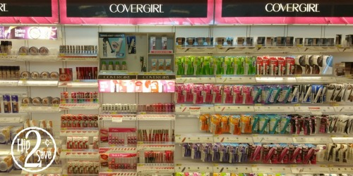 Target: Better than FREE CoverGirl Cosmetics (After Gift Card)