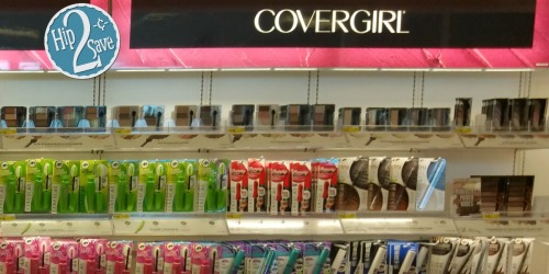 $3/1 CoverGirl Eye Product Coupon (Available Again to Print) = Better than FREE Cosmetics