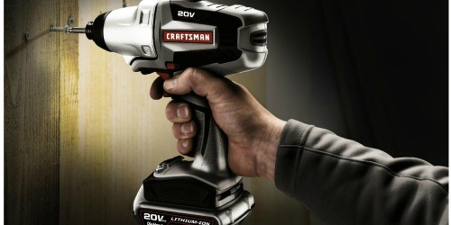 Sears: 100% Back in Shop Your Way Points on Select Craftsman Bolt-On Attachments