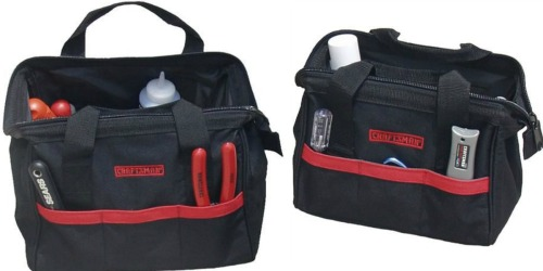 Sears.com: 100% Back in Points on Select Craftsman Products (Tool Bag, Tire Gauge & More)