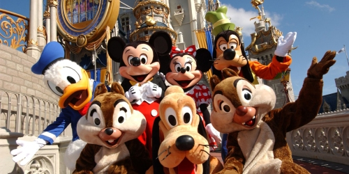 Military Members & Family: Save On 2017 Walt Disney World Tickets