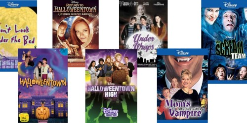 Amazon Instant Video: $2.99 Disney Channel Original Halloween Digital Movie Downloads