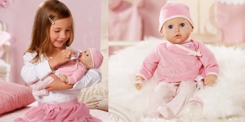 ToysRUs.com: My First Baby Interactive Doll Only $14.98 (Regularly $26.99)