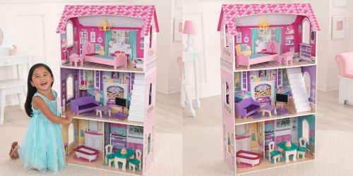 Kohl's Cardholders: KidKraft Dollhouse w/ Accessory Set ONLY $55.99 Shipped (Reg. $99)