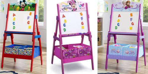 Walmart: Delta Minnie Mouse, Mickey Mouse or Frozen Easels Only $32.96 (Regularly $59.98)