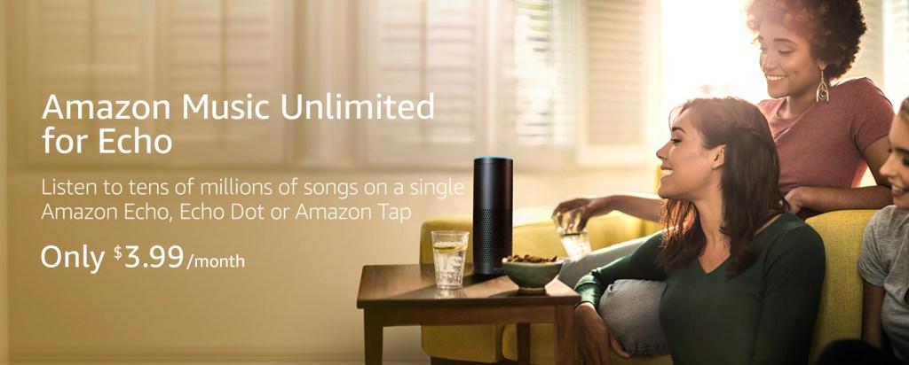 Amazon Echo Music
