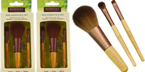 Walmart: FREE EcoTools Mini Makeup Brush Set (After Ibotta)