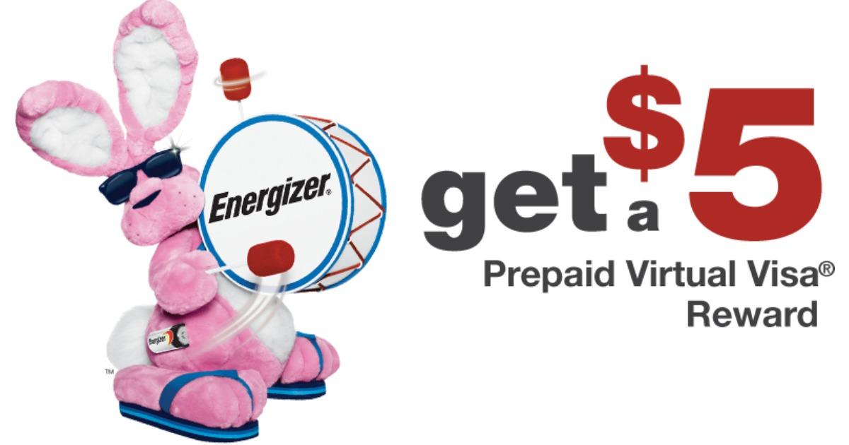 Energizer Walmart Egift Card