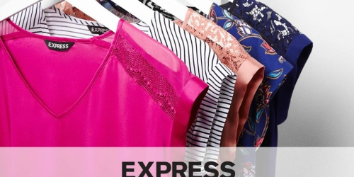 Sign Up for New EXPRESS NEXT Account = Free $15 Bonus Reward + More