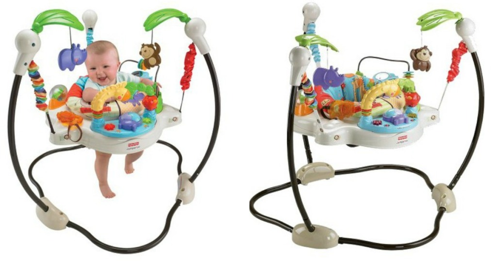 ebf1e40e04a2 Fisher-Price Luv U Zoo Jumperoo Only  56.94 Shipped (Regularly ...