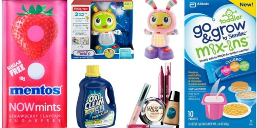 FIVE Popular In-Store Deals from Today (Print Your Coupons Now)