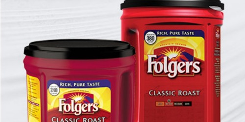 Office Depot/OfficeMax: 100% Back in Rewards On Folgers Coffee + 1¢ Duracell Batteries & More