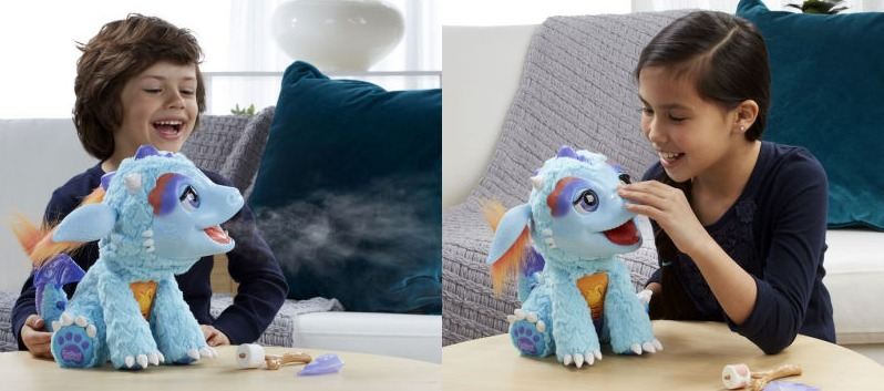 Barnes & Noble: FurReal Friends Torch My Blazin' Dragon Only
