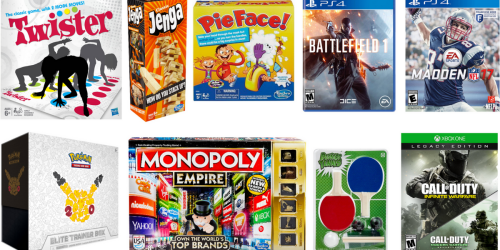 Target: Buy 2 Get 1 Free Video & Board Games + Free Shipping on ALL Orders (Starting 10/30)
