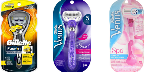 Amazon: FREE $5 Credit Towards A Future Gillette Purchase With Select Gillette Purchase