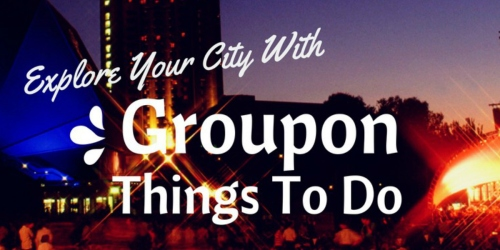 Groupon: Save Up to $30 on Local Deals