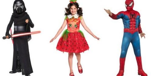 Target: Buy 1 Get 1 50% Off Halloween Costumes & Accessories (In-Store & Online!)