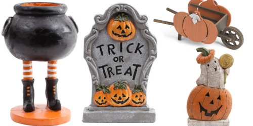 TJMaxx: Nice Discounts On Halloween Decor + Free Shipping (No Minimum)