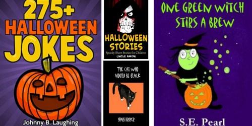 Amazon: FREE Kids' Halloween eBooks