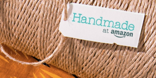 Amazon Handmade: Now Offering Artisan-Created Jewelry, Home Products, Furniture & More