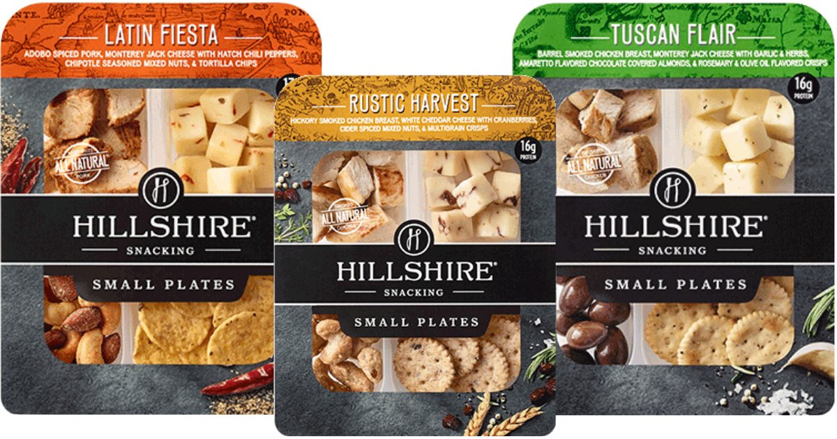 Target Hillshire Snacking Small Plates Just 81 Hip2save
