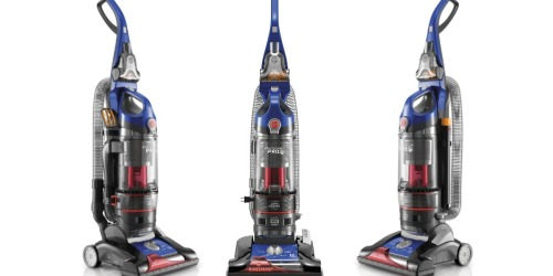 Hoover WindTunnel 3 Pro Pet Bagless Vacuum Only $69.99 Shipped (Regularly $169.99)