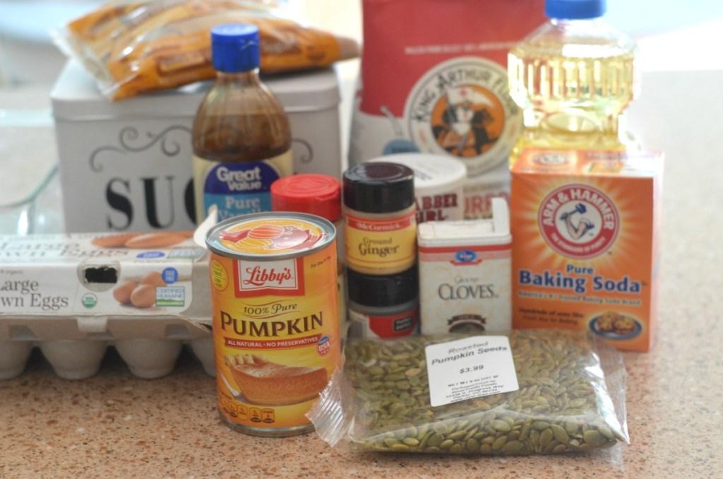 ingredients to make copycat starbucks bread