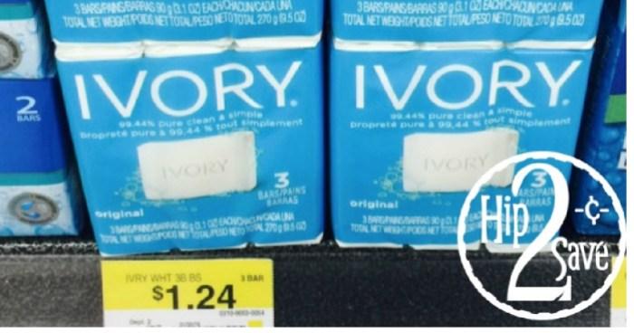 New Ivory Coupon 25 Bar Soap At Walmart Hip2save