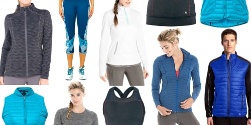 JackRabbit: Up to 85% Off Lifestyle Apparel = $19.97 Vests, Jackets, Leggings & More (Reg. Up to $170)