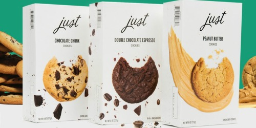 Target: Just Cookies Only $1.37 (After Ibotta) + Nice Deal on Just Dressing