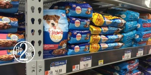 *NEW* $2/1 Kibbles 'n Bits Brand Dry Dog Food Coupon = 3.5lb Bag Only $2.88 at Walmart